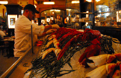 Balthazar New York