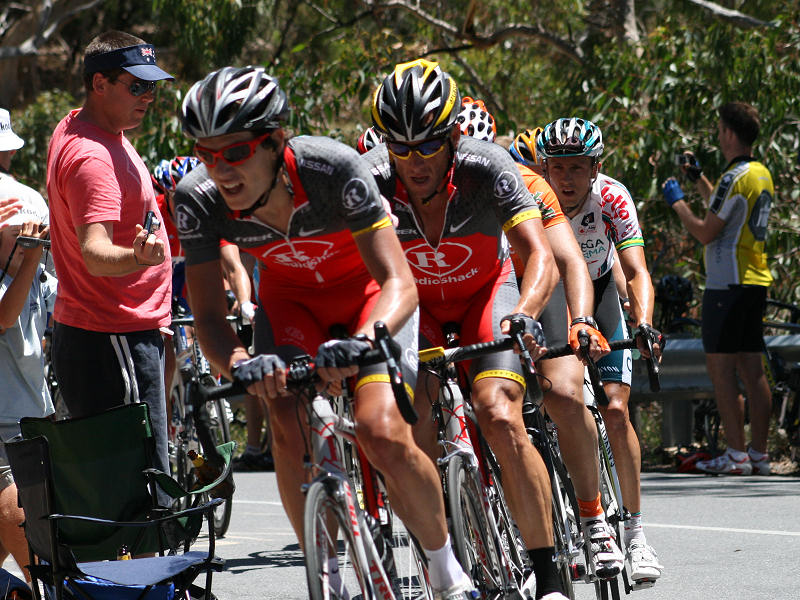 Lance Armstrong TDU 2010