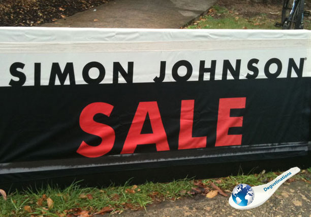 Simon Johnson Warehouse Sale